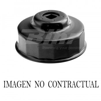 LLAVE FILTROS ACEITE MECÁNICA REVERSIBLE  61-97MM   5175    19466