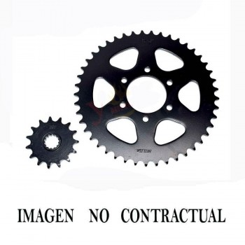KIT CORONA-PIÑON PLAT-CH890C45 PI O-CH1908K15 520