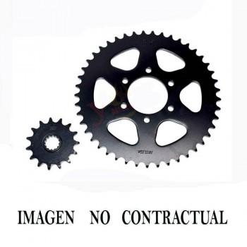 KIT ARRASTRE PLATO PIÑON (SIN CADENA) PLAT-CH835C46 PI O-CH1263K15 428