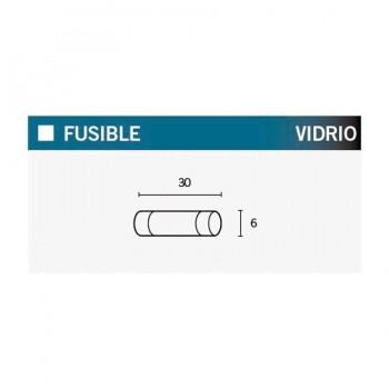 FUSIBLES (CAJA DE 100) 35A 30MM  6X30-35A   14701