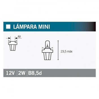 BOMBILLA LAMPARA OSRAM 2722MF   14996