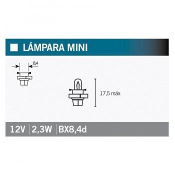 BOMBILLA LAMPARA OSRAM 2723MFX6   15071