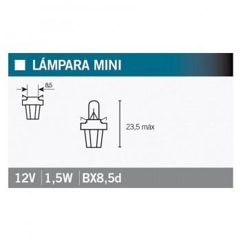 BOMBILLA LAMPARA OSRAM (CAJA 10 UNIDADES) 2752MFX   15074