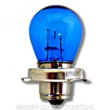 BOMBILLA LAMPARA HERT DE ÓPTICA CICLOMOTOR 12V 15W   2002410L