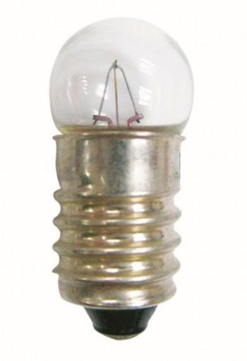 BOMBILLA LAMPARA HERT CASQUILLO E 10 13 6V  0,3W    2007105L