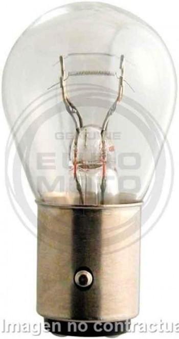 BOMBILLA LAMPARA PHILIPS DE FRENO/POSICIÓN P21/5W EXTRA DUTY 12V 21/5W   2012499ED