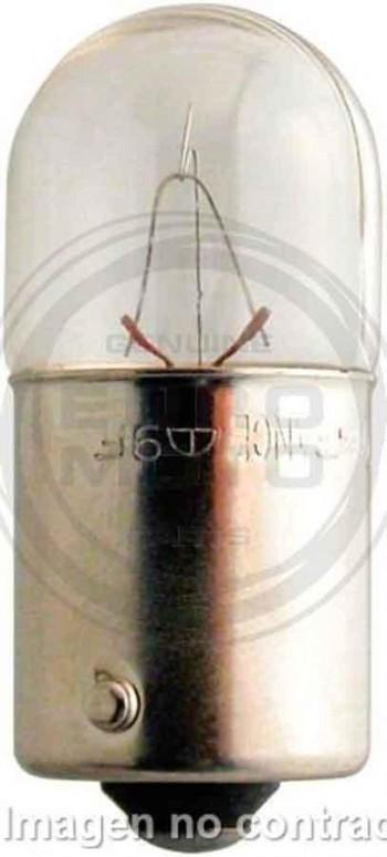 BOMBILLA LAMPARA PHILIPS DE POSICIÓN/MATRÍCULA R5W 12V 5W   2012821L