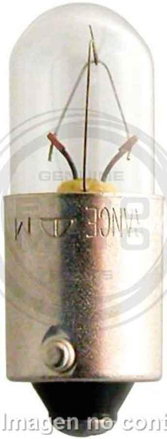 BOMBILLA LAMPARA PHILIPS DE POSICIÓN / TABLERO T3W 12V 3W   2012910L
