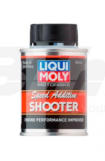 ADITIVO DE COMBUSTIBLE LIQUI MOLY MEJORADOR DE RESPUESTA SHOOTER 80ML  84376