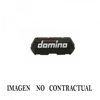 PROTECTOR MORCILLA MANILLAR DOMINO NEGRO   4010008301