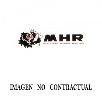 ADHESIVO MALOSSI MHR BLANCO 16,6 CM     339774
