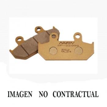PASTILLAS FRENO NISSIN 2DS337 TRA. T-MAX 01-03  2DS337