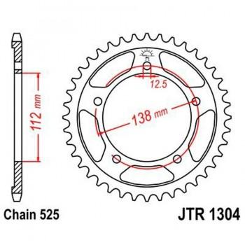 PLATO CORONA JT 1304 47T  525