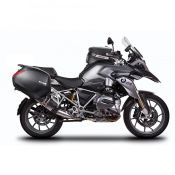 HERRAJES MALETA LATERAL SHAD 3P SYSTEM BMW  R1200 GS '16    W0GS16IF
