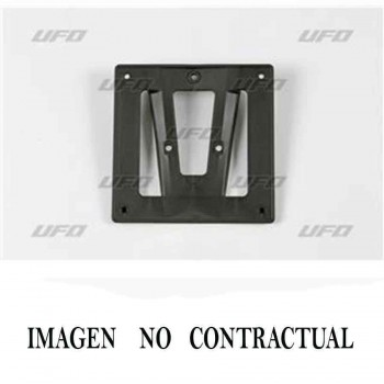 PORTAMATRÍCULAS UFO NEGRO KTM EXC/EXC-F   4430022055