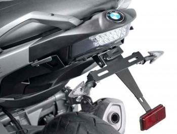 PORTAMATRICULAS PUIG BMW C600 SPORT 12-15/C650 SPORT 16-18 6061N