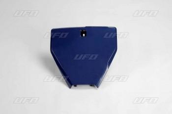 PORTA-NUMEROS DELANTERO UFO AZUL HUSQVARNA FC/TC   78451172