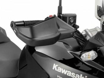 CUBREMANETAS PARAMANOS GIVI ABS KAWASAKI/BMW.VERSYS.Z./GR.650.900/310.10 14/17    HP4103