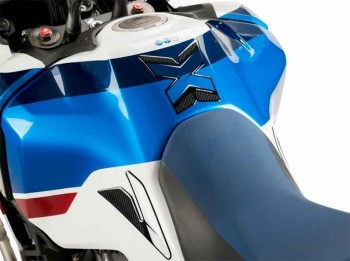 PROTECTOR DEPOSITO PUIG + LATERAL AFRICA TWIN 16-17' 9303C