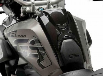 PROTECTOR DEPOSITO PUIG + LATERAL BMW R1200GS 17' C/CAR 9463C