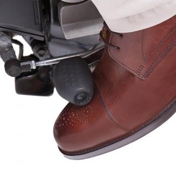 PROTECTOR ZAPATO TUCANO NEW FOOT ON 312 NEGRO