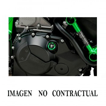 TAPON ACEITE CARTER HI-TECH BMW C/NEGRO. PUIG   20344N