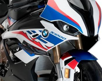 CONJUNTO DE ALERONES PUIG PARA BMW S1000RR 19- C/AZUL   3636A