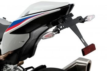 PORTAMATRICULAS PUIG BMW S1000RR 19' C/NEGRO   3705N