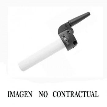 PUÑO ACELERADOR GAS DOMINO (CON PUÑOS CROSS) 3861.03-01 (2509)