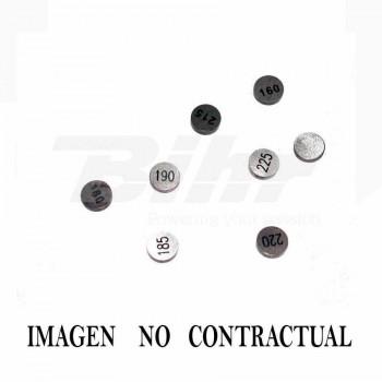 PASTILLAS REGLAJE HOT CAMS (SET 5PCS)  10 X 2,MM   46183