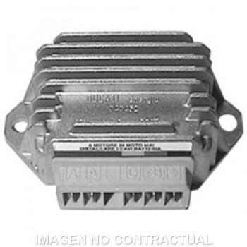 REGULADOR CORRIENTE DUCATI 12V/16A - CA/CC - 5 FASTONS    04012521