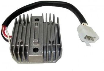REGULADOR CORRIENTE DUCATI 12V - TRIFASE - CC - 6 CABLES - CONECTOR FASTON HEMBRA    04179005