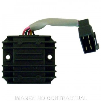 REGULADOR CORRIENTE SGR 12V/10A - MONOFASE - CC - 5 CABLES - CONECTOR 5 FASTONS   SGR  04079017