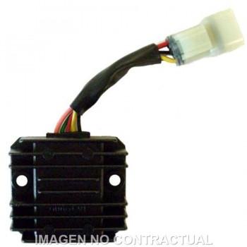 REGULADOR CORRIENTE SGR 12V/10A - MONOFASE - CC - 5 CABLES - CON CONECTOR   SGR  04179162