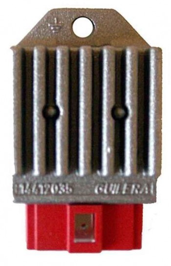 REGULADOR CORRIENTE GUILERA 12V/85W - CA/CC - CON INTERMITENCIA 2X10W - 6 FASTONS    04162035