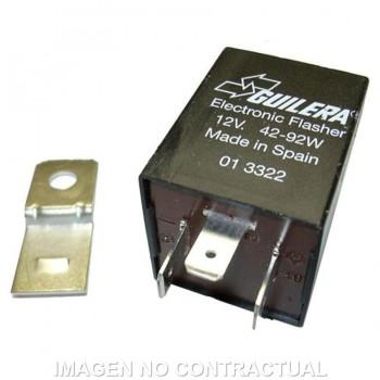 RELE INTERMITENCIA GUILERA 12V 42/92W 3 TOMAS     04503322