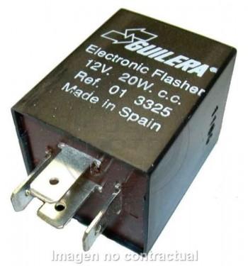 RELE INTERMITENCIA CC 12V 20W    GUILERA  04503325