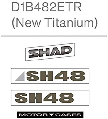ADHESIVOS SH48 GRIS TITANIO  D1B482ETR