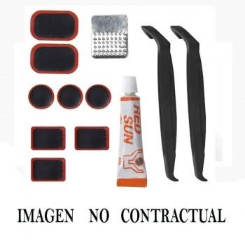 STOP PINCHAZOS KIT REPARACION TUBELESS BICI   35618