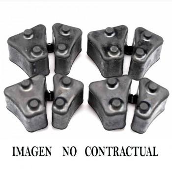 SILENTBLOCK HONDA (X10) CRF450R,X 05-08/RADIADOR REF OEM:19051-KRN-000  GRM-109/10   441641