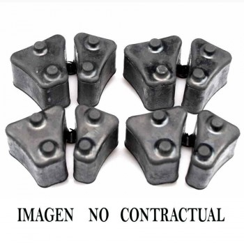 SILENTBLOCK HONDA (X10) XR400R 96-02/FARO REF OEM:17245-107-010  GRM-120/10   441646