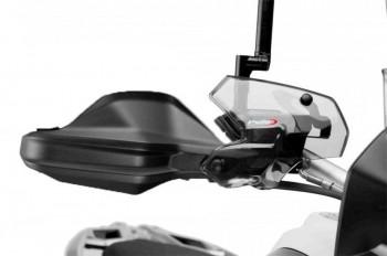 DEFLECTOR MANILLAR BMW F750GS/850GS 18- C/AHUMADO