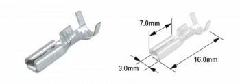TERMINAL DE CABLE HEMBRA TOURMAX TIPO 090 (FRW)  ETP-56   89501043