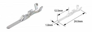 TERMINAL DE CABLE MACHO TOURMAX TIPO 070 (FRY)  ETP-72   89501069