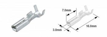 TERMINAL CABLE HEMBRA TOURMAX TIPO 090  ETP-43   89502012