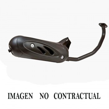 TUBARRO TECNIGAS LIBERTY-FLY-X8 125/200   033780411 MAXI 4
