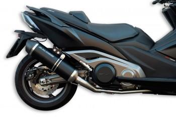 ESCAPE MALOSSI MAXI WILD LION KYMCO AK 550     3217938