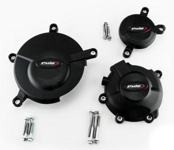 TAPAS PROTECCION MOTOR PUIG (3) SUZUKI GSX-600/750 11'-16' 20124N