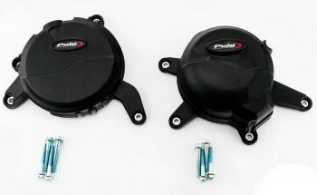 TAPAS PROTECCION MOTOR PUIG (2) KTM 390 DUKE/RC390 20140N