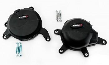 TAPAS PROTECCION MOTOR PUIG (3) KTM 390 DUKE/RC390 20141N